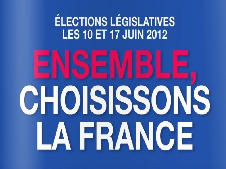 Elections législatives 10 et 17 juin prochains        Jean-Michel COUVE                Député du Var           Candidat in...