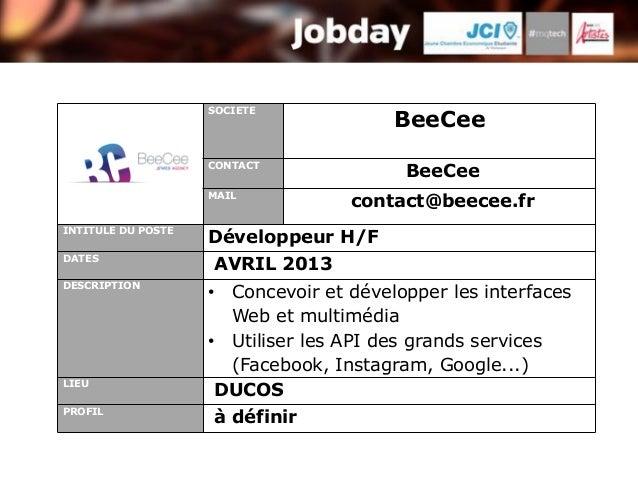 SOCIETE                                        BeeCee                    CONTACT                                         B...