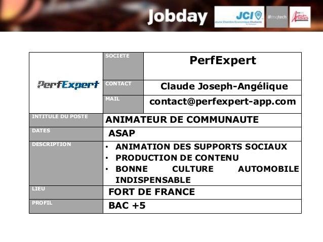 SOCIETE                                     PerfExpert                    CONTACT                               Claude Jos...