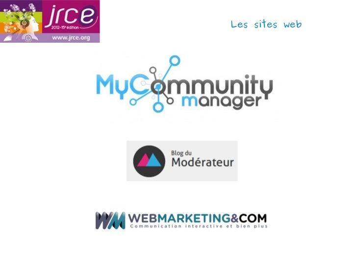 Les sites web