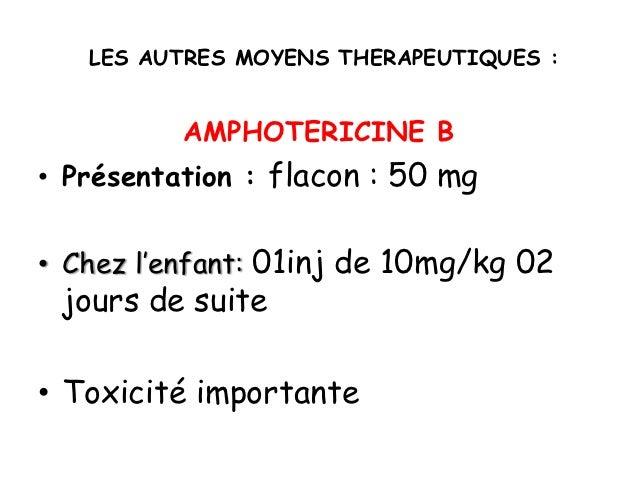 • AMINOSIDE SULFATE :L'aminosidine est un antibiotique  aminoside naturel• IMIDAZOLES: Ketoconazole• ALLOPURINOL ( Ziloric...
