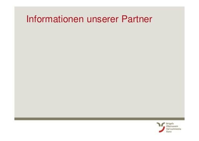 Informationen unserer Partner