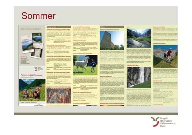 Grössere Veranstaltungen • Chorwoche Paul Steiner, 12.7.-19.7.2014 – In Brigels – Rund 110 Teilnehmende – Intensive Kurswo...