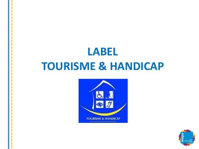 LABELTOURISME & HANDICAP