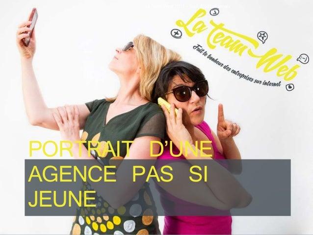Offres La Team Web, agence webmarketing et communication digitale Slide 2