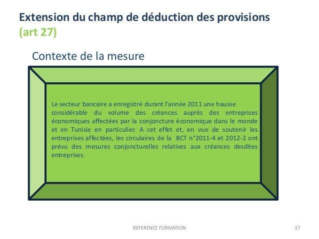 Pr sentation loi de finances 2013 tunisie mehdi ellouz - Grille de salaire secteur bancaire tunisie ...