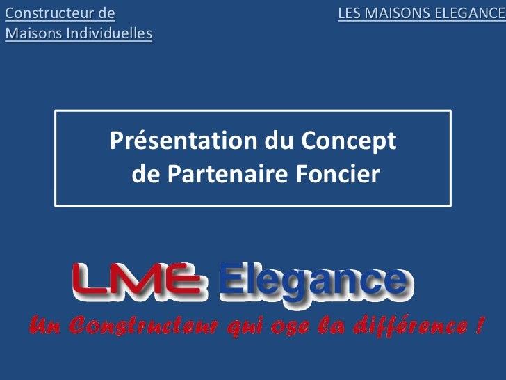 Constructeur de                                          LES MAISONS Foncier                                              ...