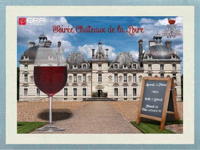 Soirée vins de Loire