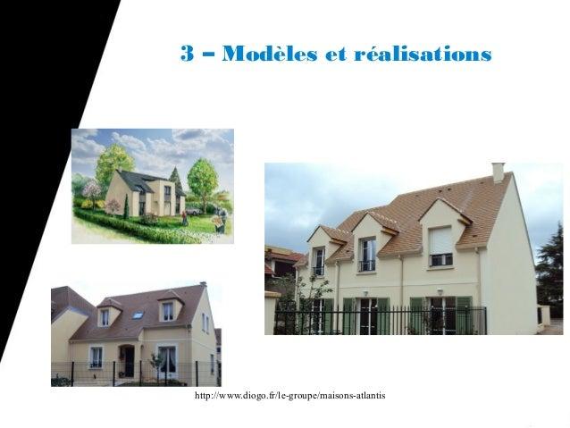 Maisons atlantis constructeur de maisons individuelles for Maison atlantis