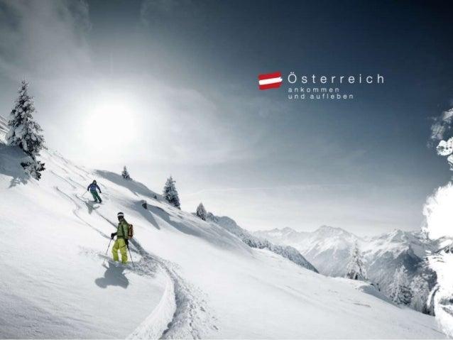 Österreich wirbt weltweit.Für Österreich und Sie. 21 Auslandsmärkte sowie Österreich