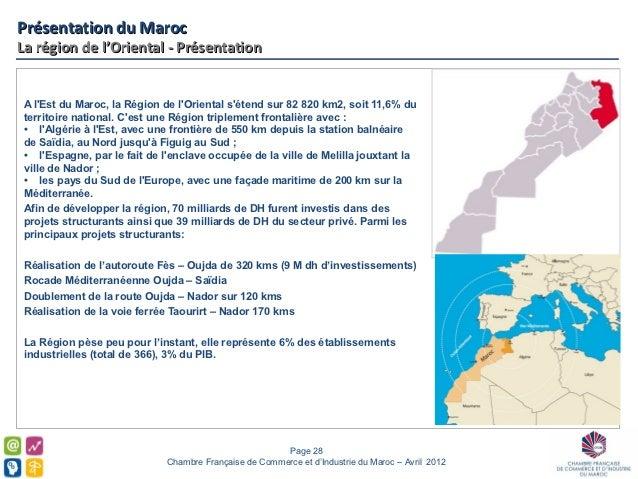 Chambre Américaine De Commerce Au Maroc : Présentation maroc