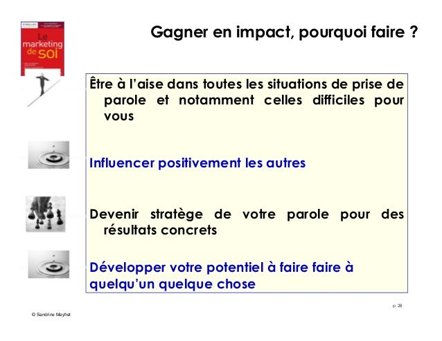 pr u00e9sentation de l u0026 39 ouvrage marketing de soi