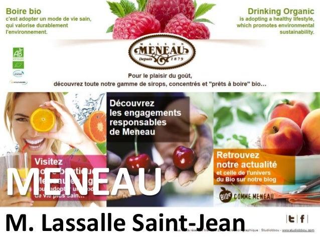 PRÉSENTATION Ar#san  siropier  depuis  1879,  Saint  Loubès      PME  familiale  (Vincent  et  Phili...