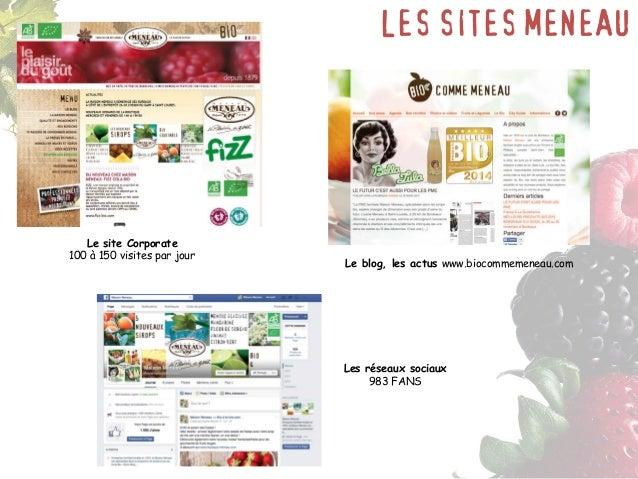 LES AUTRES MODES DE COMMUNICATION WEB   1  à  2  opéra#ons  par  an   ⇒Ac#on  de  communica#on   ⇒Au...
