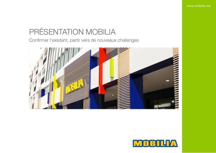 Pr Sentation Mobilia