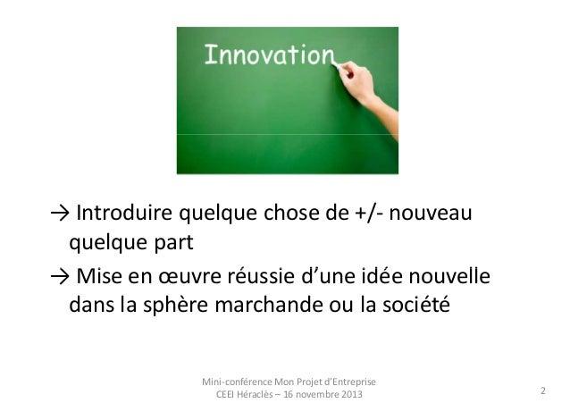 Des outils innovants pour r ussir sa cr ation d entreprise for Idee nouvelle entreprise