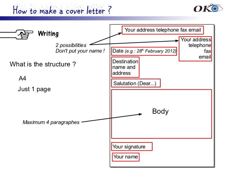 what do you put in a covering letter - how to make a cover leter