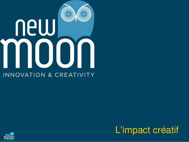 1 L'impact créatif