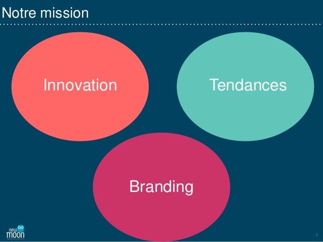5 Notre mission Innovation Tendances Branding