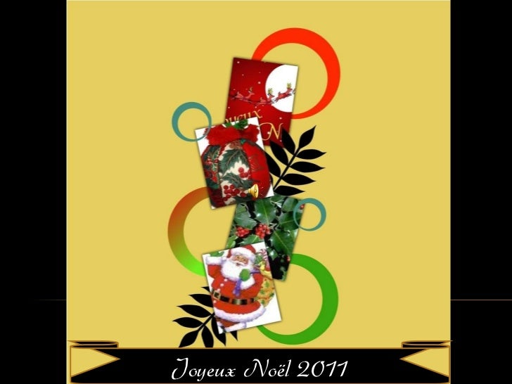 Joyeux Noël 2011