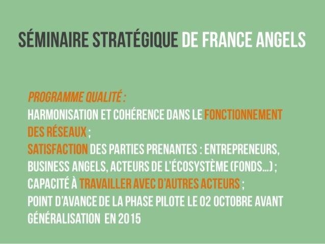 Présentation France Angels Université Automne 2014