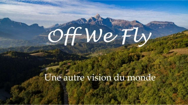 Off We Fly ! Nous sommes une société spécialisée dans le domaine aéronautique, nous venons du monde des avions et avons cr...