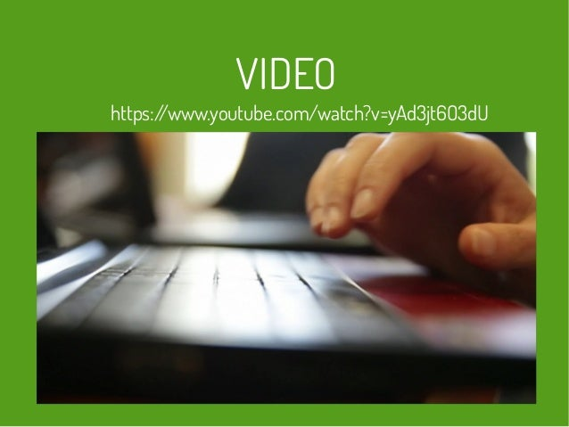VIDEO https://www.youtube.com/watch?v=yAd3jt6O3dU