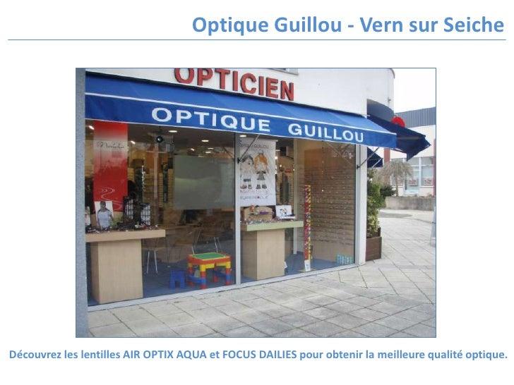 Découvrez les lentilles AIR OPTIX AQUA et FOCUS DAILIES pour obtenir la meilleure qualité optique.<br />