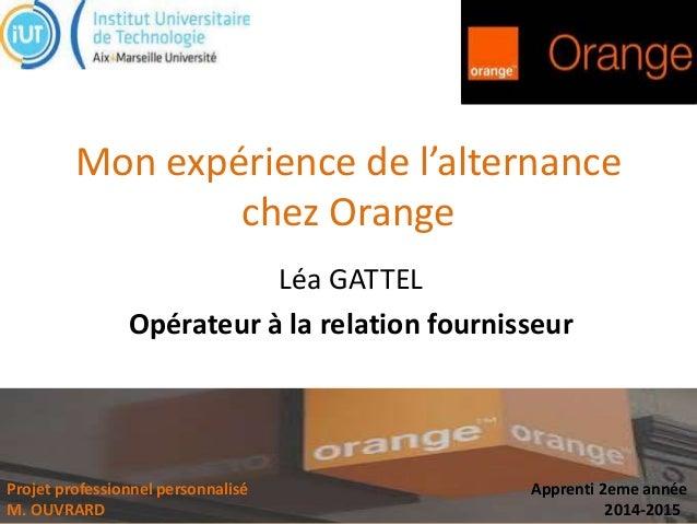 Fiche d'identité d'Orange- Fiche d'identité en chiffres Organigramme de la relation fournisseurs - Activités de la relatio...