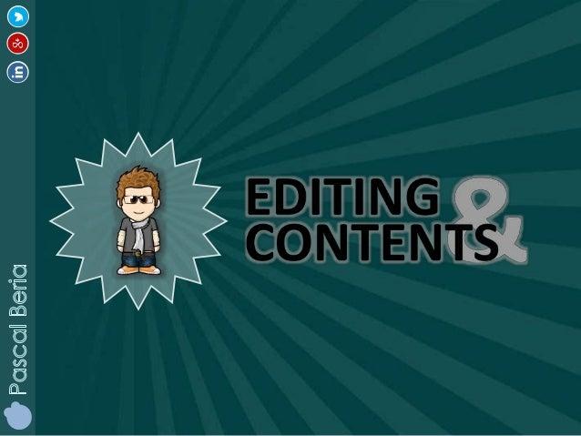 Editing & Contents Consultant éditorial, rédacteur en chef et auteur, mon activité se concentre essentiellement sur les co...