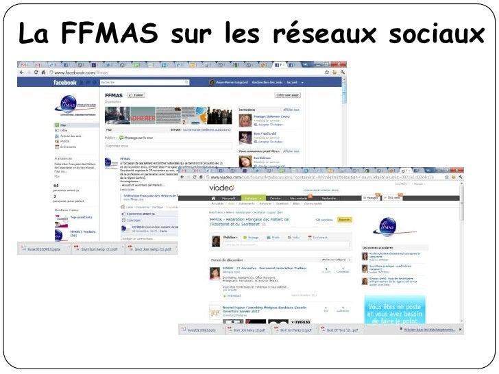 La FFMAS sur les réseaux sociaux