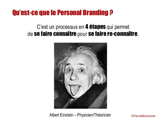 Présentation Personal Branding Slide 3