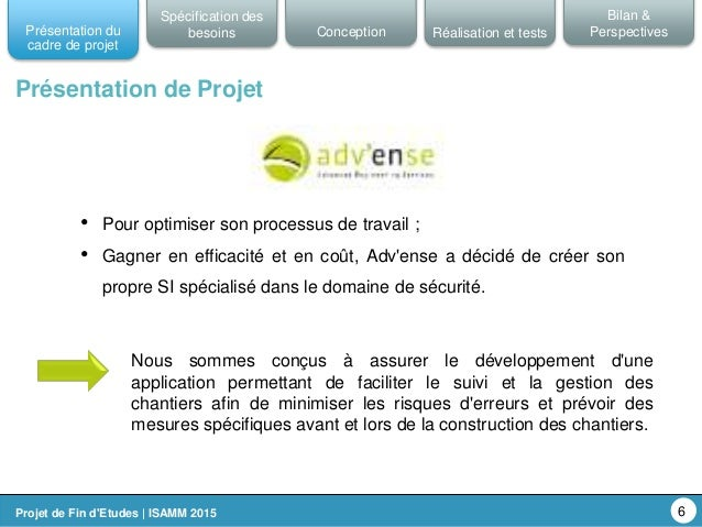 Application de gestion suivi et de s curit des chantiers for Application suivi de chantier