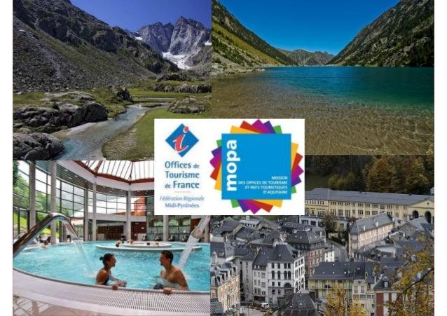 Journées Techniques des directeurs et responsables des Offices de Tourisme de Midi-Pyrénées Luchon 18 et 19 mars 2013
