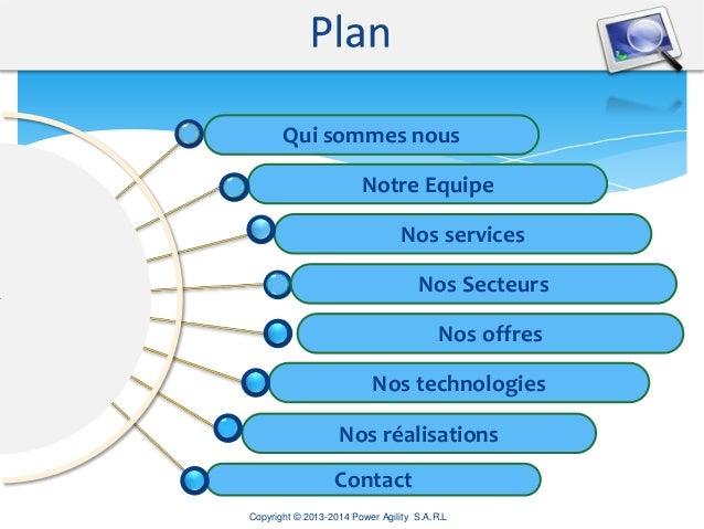 Qui sommes nous  Notre Equipe Nos services Nos Secteurs 5  Nos offres Nos technologies Nos réalisations  Contact Copyright...