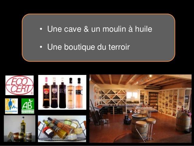 Workshop tourisme aix pays d 39 aix pr sentation prix oenot for Aix cuisine du terroir restaurant montreal