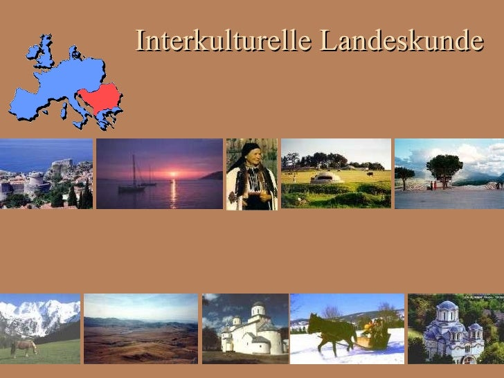 Interkulturelle Landeskunde per Internet