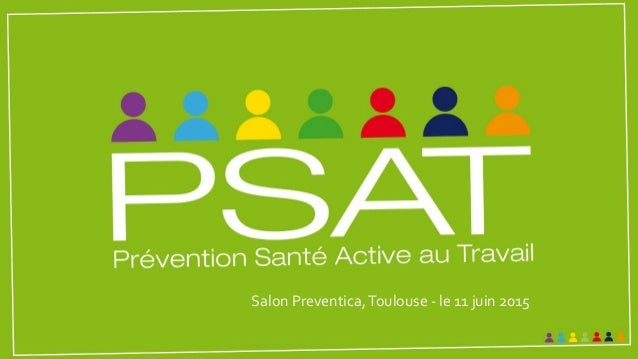 1 Salon Preventica,Toulouse - le 11 juin 2015