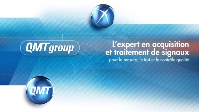 Profil QMT Group | 1