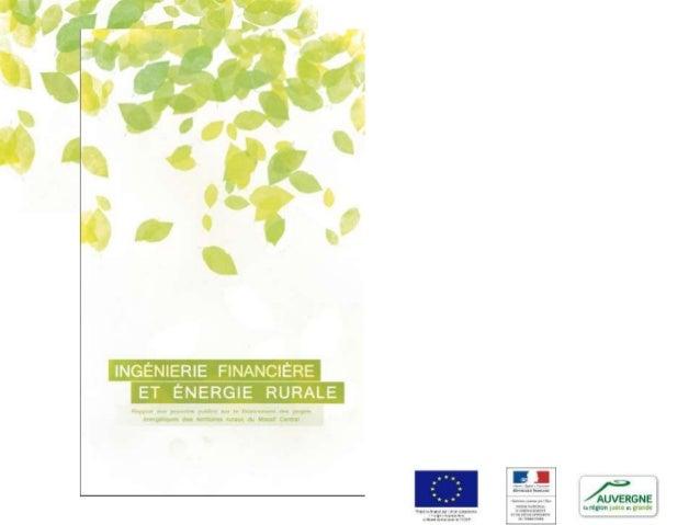I Investir dans les territoires à énergie  positive : une politique légitime  • Engagement d'ici 2030:  – réduire de 40% l...