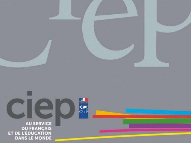 Questionner les pratiques Les universités, BELC Les métiers du français dans le monde