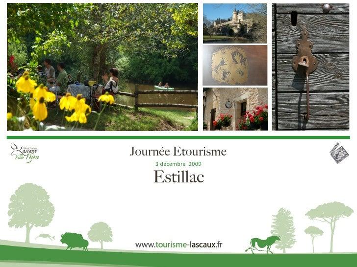 Journée Etourisme     3décembre2009      Estillac
