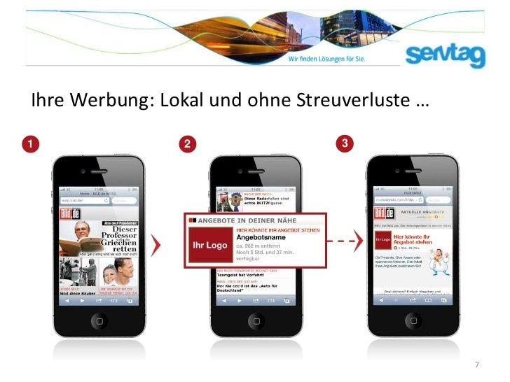 Ihre Werbung: Lokal und ohne Streuverluste …1               2                 3                                           ...