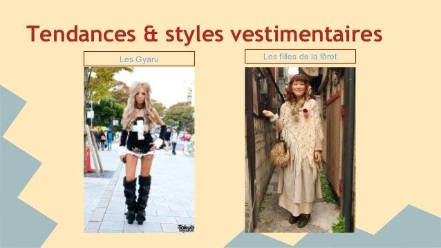 Tendances & styles vestimentaires Les Gyaru Les filles de la fôret