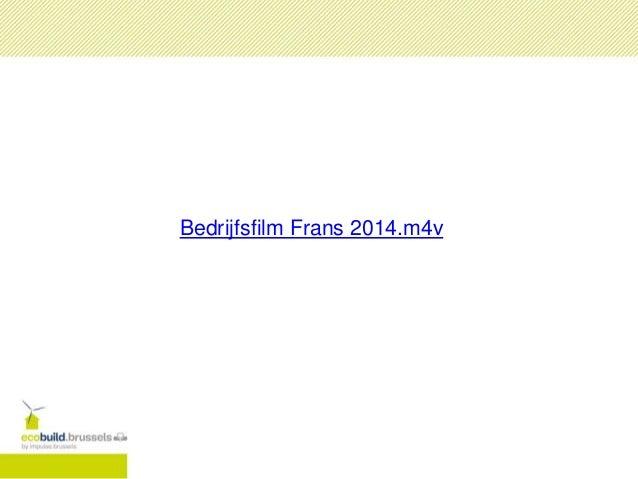 Bedrijfsfilm Frans 2014.m4v