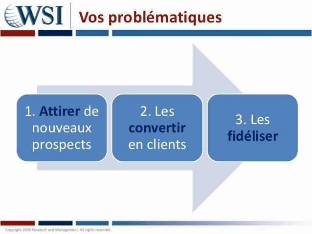 Webmarketing en 4 étapes Slide 2