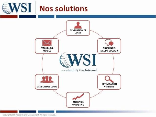 Webmarketing en 4 étapes Slide 3