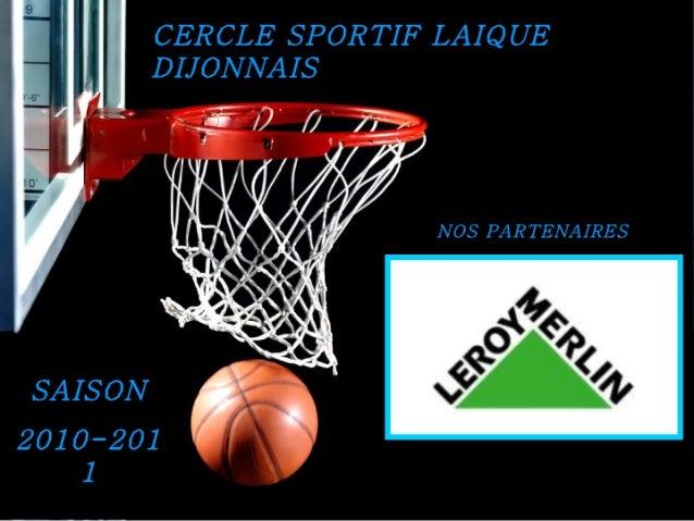Présentation sponsors
