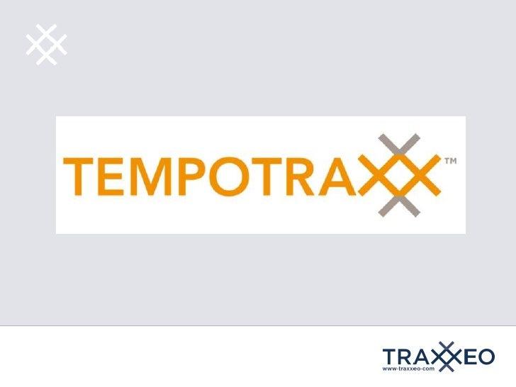 Slide show Tempotraxx Slide 1