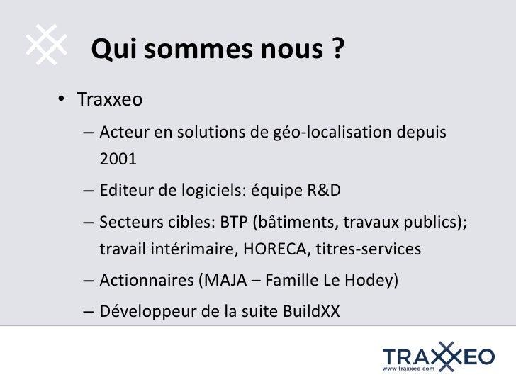 Slide show Tempotraxx Slide 3